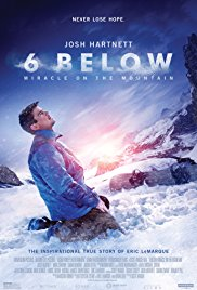 Watch 6 Below: Miracle on the Mountain Online Free 2017 Putlocker