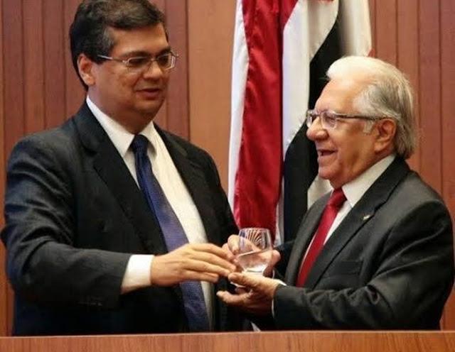 Blog do Gilberto Lima: Com Covid-19, pai do governador Flávio Dino ...