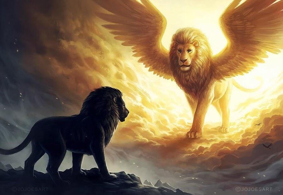 13-Lion-Apparitions-Jonas-Jödicke-Digital-Art-www-designstack-co