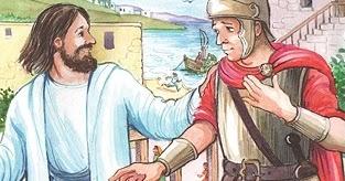 Centurion servant homosexual marriage