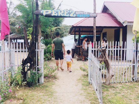 Family Getaway at Perez White Beach Calatagan Batangas