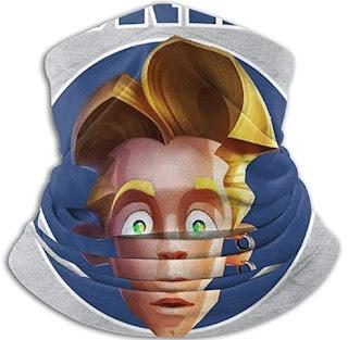 Máscara facial Monkey Island - Guybrush