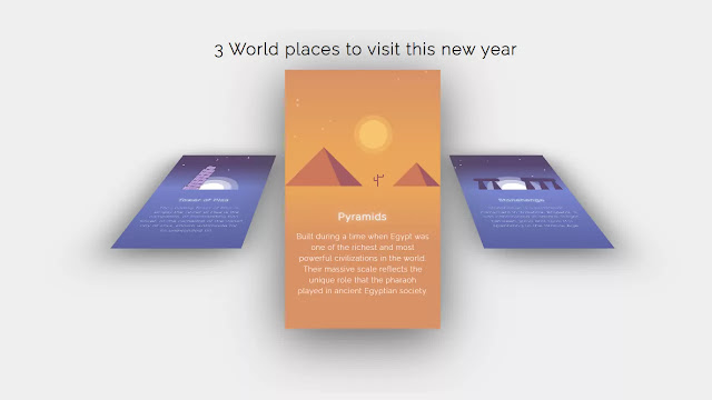 Pure CSS 3D Card Hover Effect