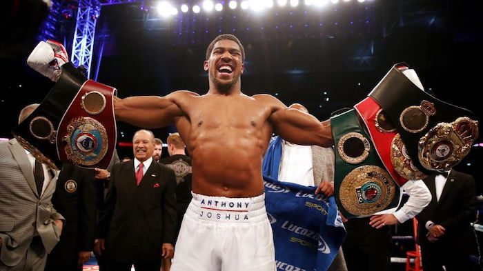 Heavyweight Champion, Anthony Joshua Reveals His Next Deadly Fight In 2020 (Details)