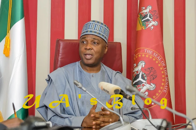 "Saraki finally opens up on dumping APC, admits chances are ""very, very high"""