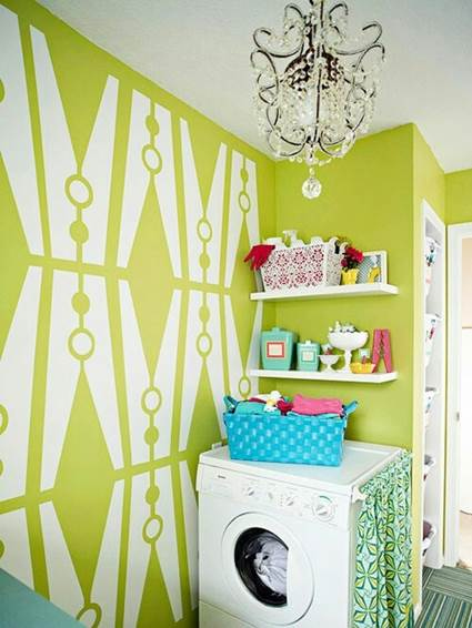 What Best Color To Paint Laundry Room With No Windows 4