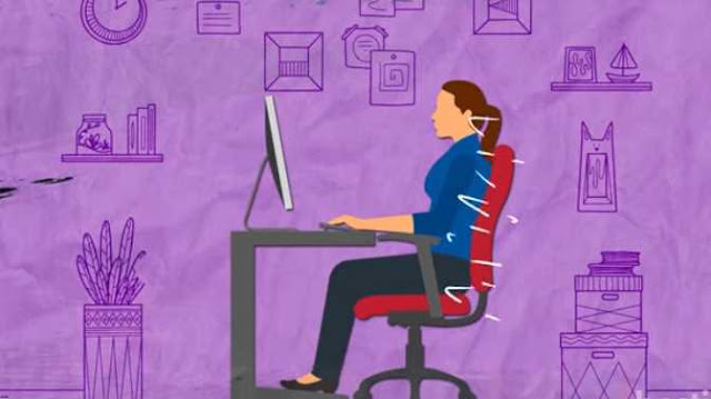 7 Health Risks Of Sitting At The Computer For A Long Time