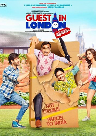 Guest iin London 2017 Hindi Movie Download