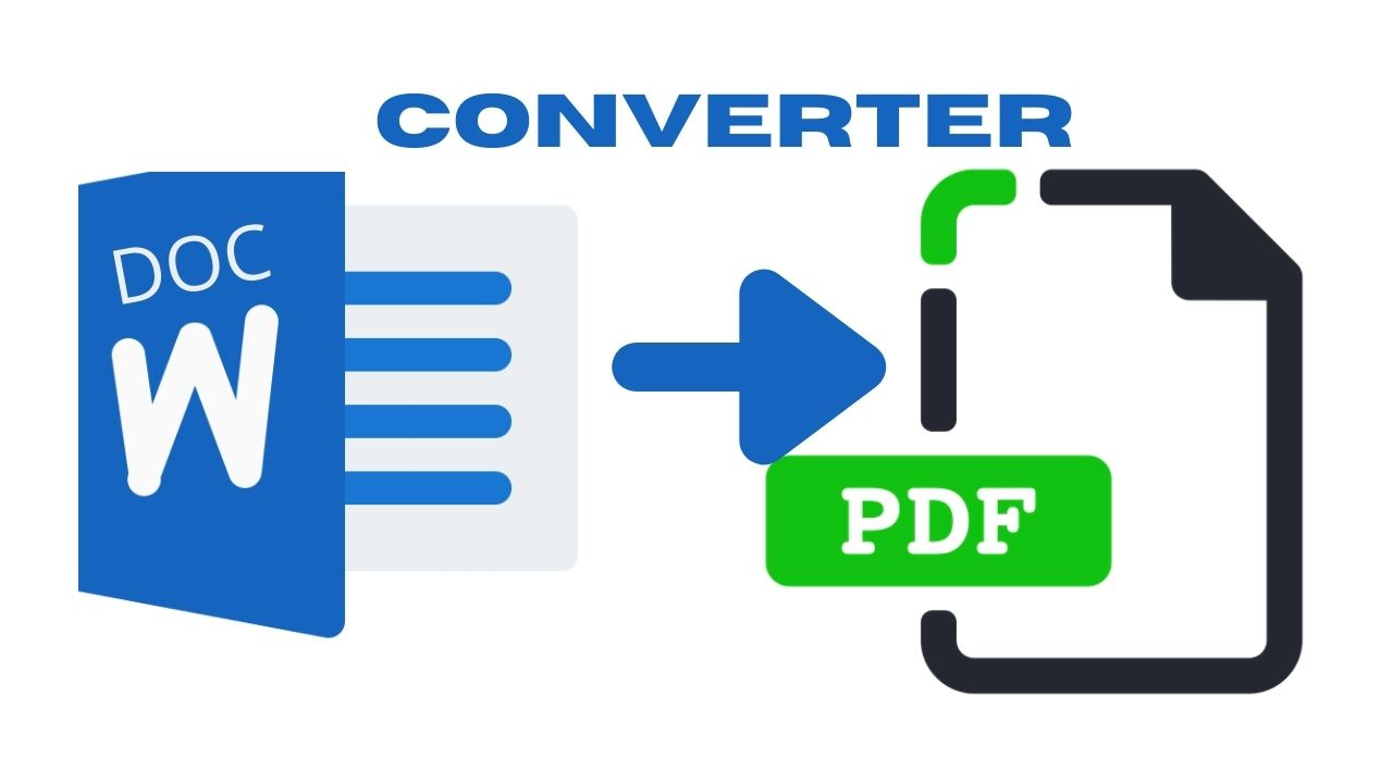 Free DOC To PDF Converter Download For Windows