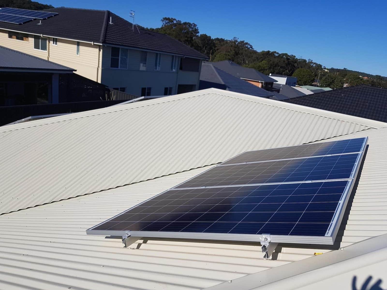 solar panels Australia