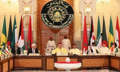 المغرب يؤكد من جديد على دعمه ووقوفه بجانب القضية الفلسطينية ويدعو للحفاظ على حقوقها المشروعة