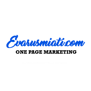 Web OnePage Marketing - Evarusmiati.com