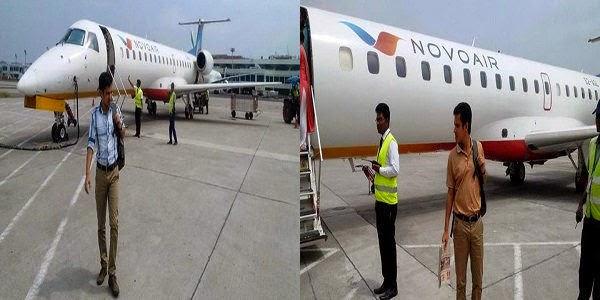 Novo Air Cheapest New Flight Ticket Deals