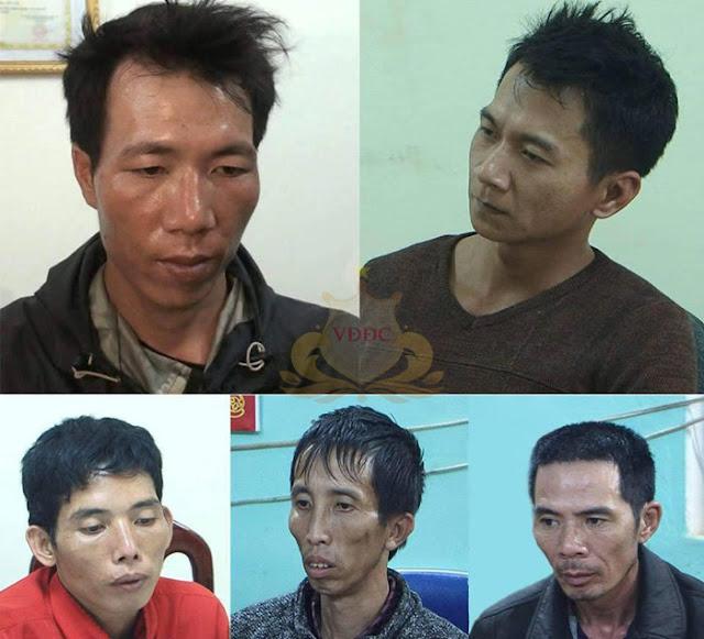 Năm kẻ sát nhân ở Điện Biên: Tận cùng của tội ác!
