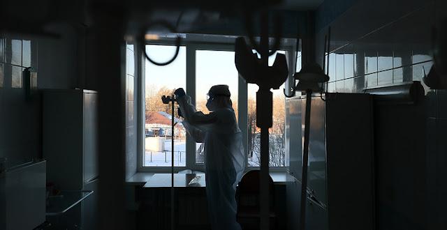 Corona virus update December 31 | Russia, Moscow, World