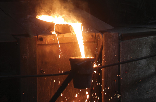 Stead Fast Engineers - Induction Melting Furnace: A Review ...