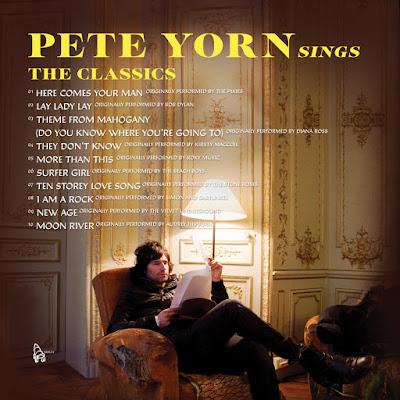 "Noticia. ""Pete Yorn sings the classics"", disco de versiones."
