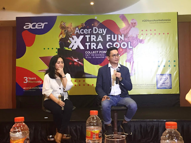 Acer Day Banjarmasin 2019