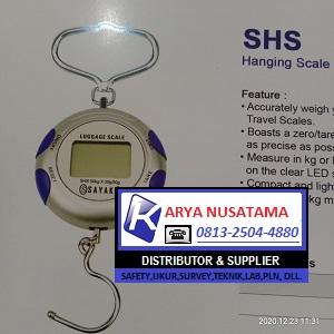 Jual Timbangan Sayaki SHS Hanging Scale di Jambi