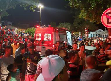 Mulher é atingida por bala perdida e morre em comemoração por título do Flamengo