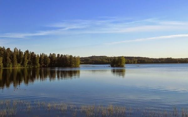 Peurunka peurungan kylpylä näkymä järvi lake view