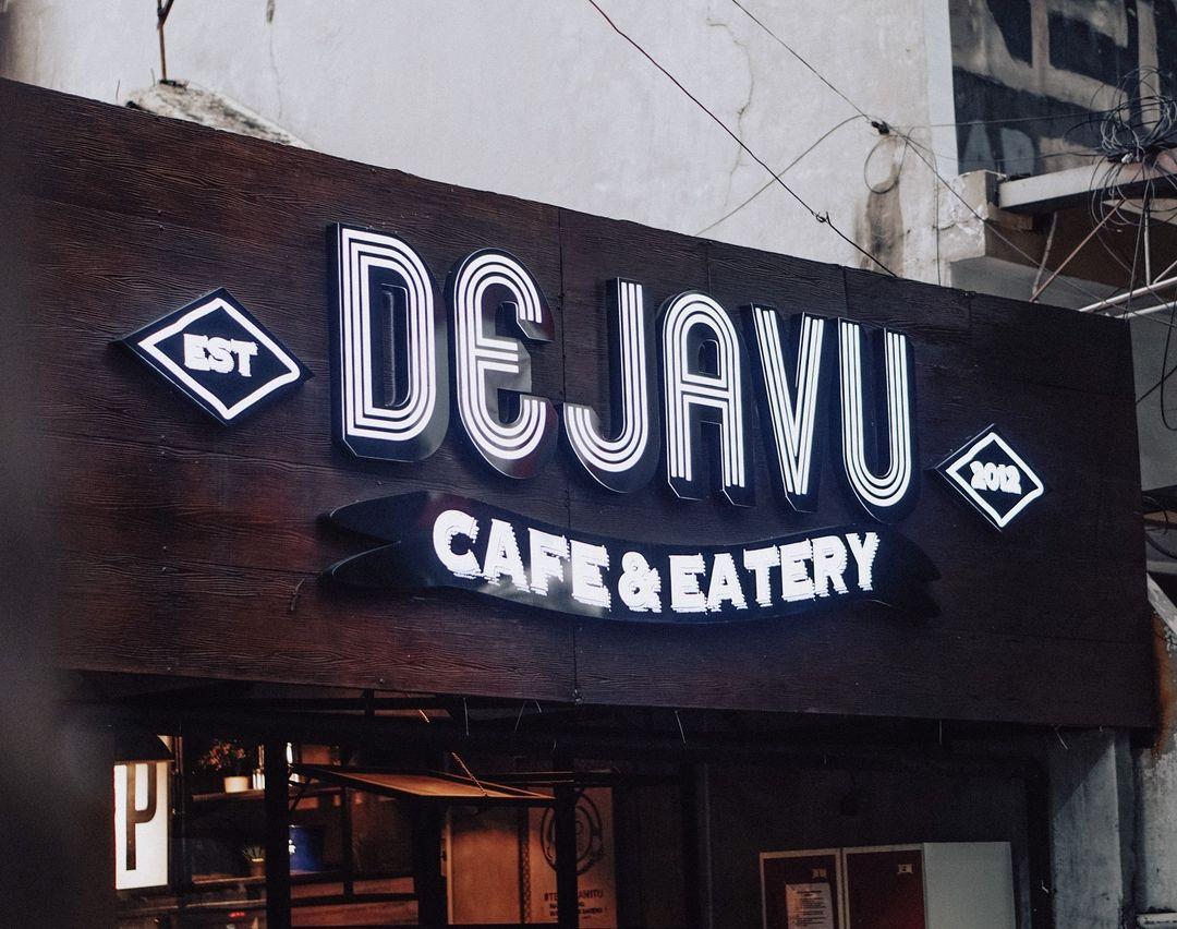 de javu cafe & eatery