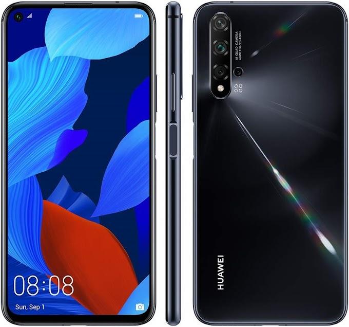 موبايل Huawei Nova 5T بسعر 6499 جنيه على جوميا مصر