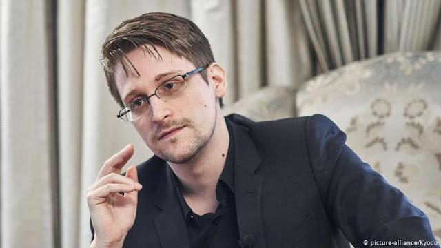 Snowden alerta para propagação de mentiras na internet