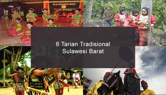 Inilah 6 Tarian Tradisional Dari Provinsi Sulawesi Barat