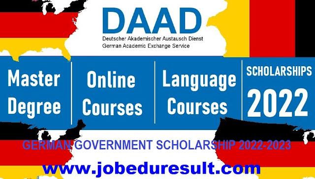 daad online scholarship 2020 871