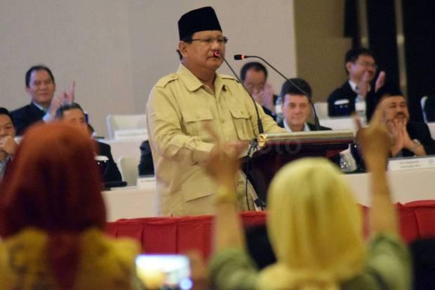 Ini Dia Para Pakar di Belakang Prabowo Subianto