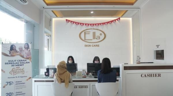 Daftar Harga Paket Perawatan Kulit Klinik Kecantikan Ella Skin Care