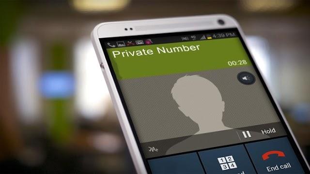 Cara Mudah Menyembunyikan Nomor Telepon di HP Android