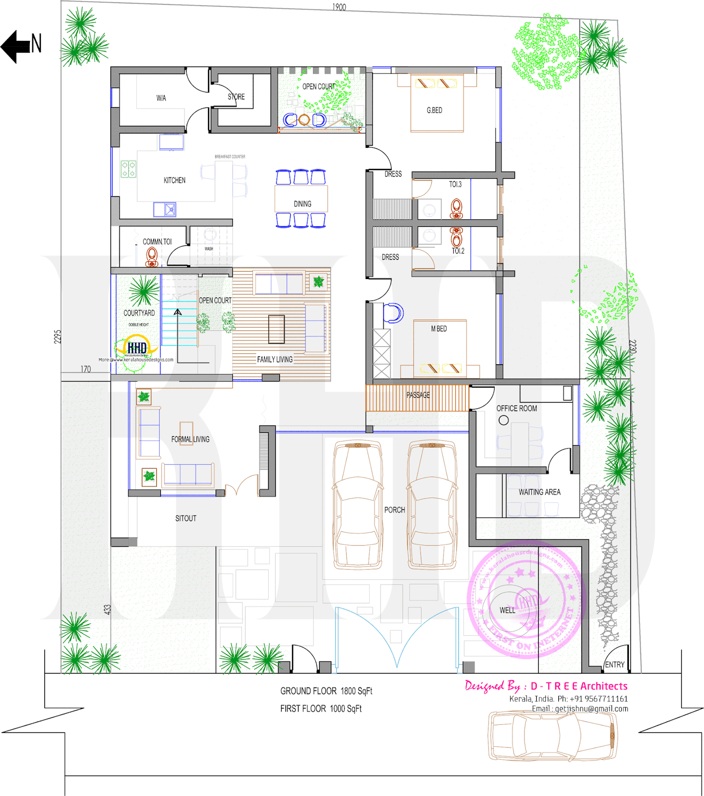 Traditional House With Modern Elements Kerala Home Design And Floor Plans 8000 Houses