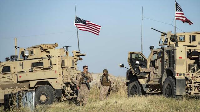 EEUU envía otros 50 vehículos militares a zona petrolera siria
