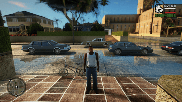 Cheat Game GTA San Andreas PC dan PS2