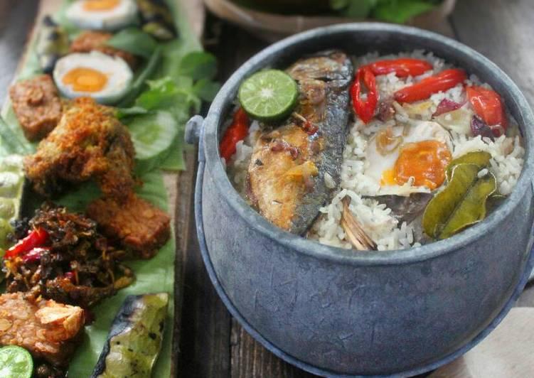 5 Warung Nasi Liwet Populer di Bandung