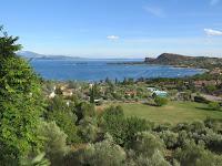 Blick auf den Golf von Manerba del Garda