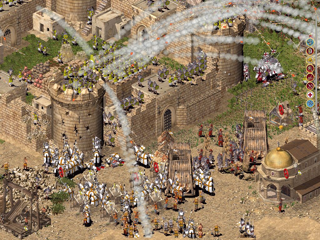 How to download stronghold crusader 2 for free on pc - YouTube