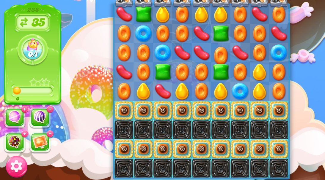 Candy Crush Jelly Saga 238