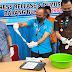 BNN Mimika Musnahkan 111,48 Gram Sabu