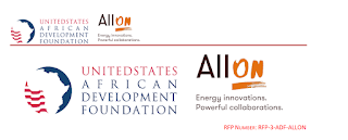 USADF-All On Nigeria Off-Grid Energy Challenge 2020 [Get Up to $100k Grants]