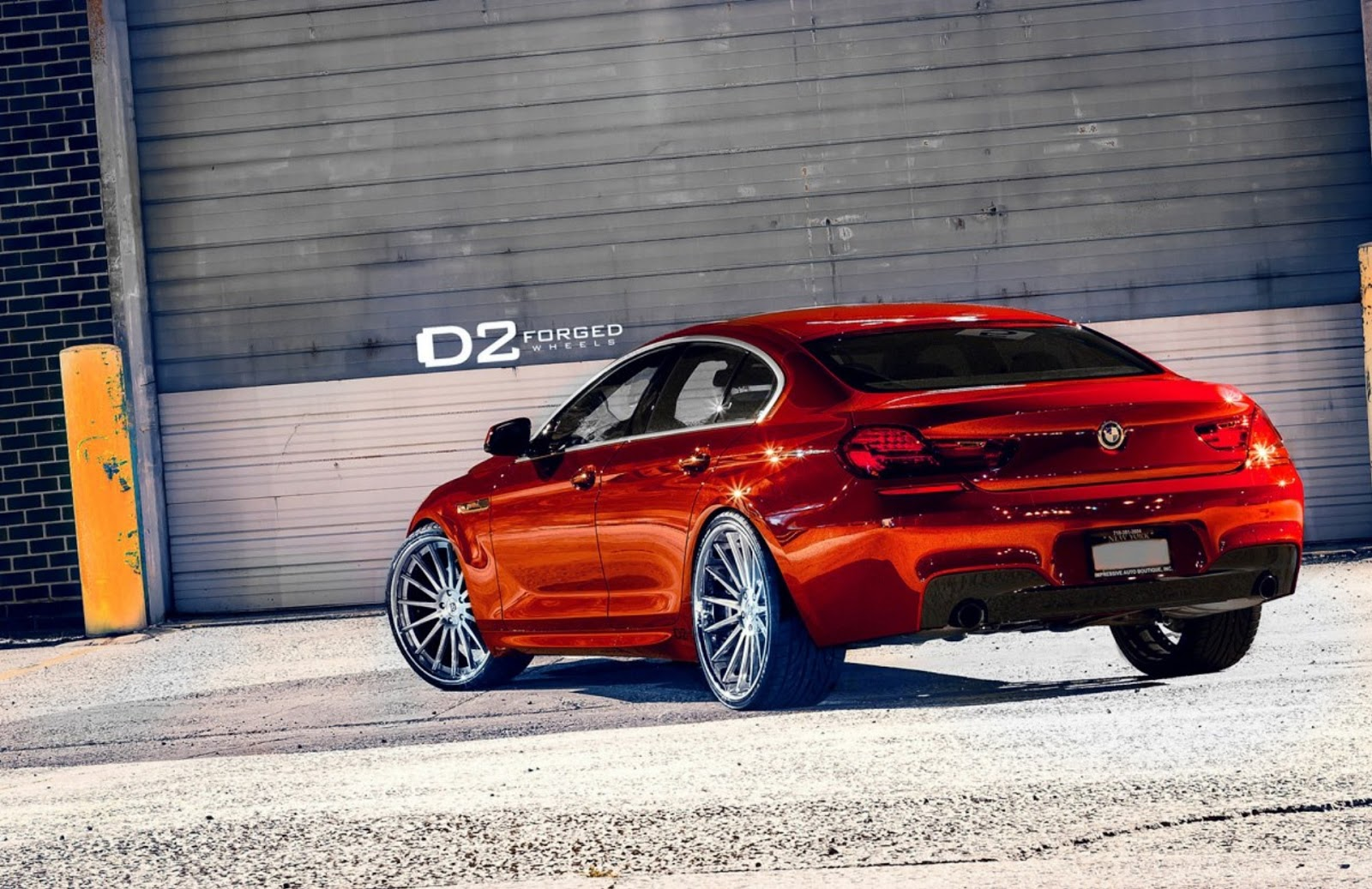 all tuning cars nz 2013 d2forged bmw 650i gran coupe cv15. Black Bedroom Furniture Sets. Home Design Ideas