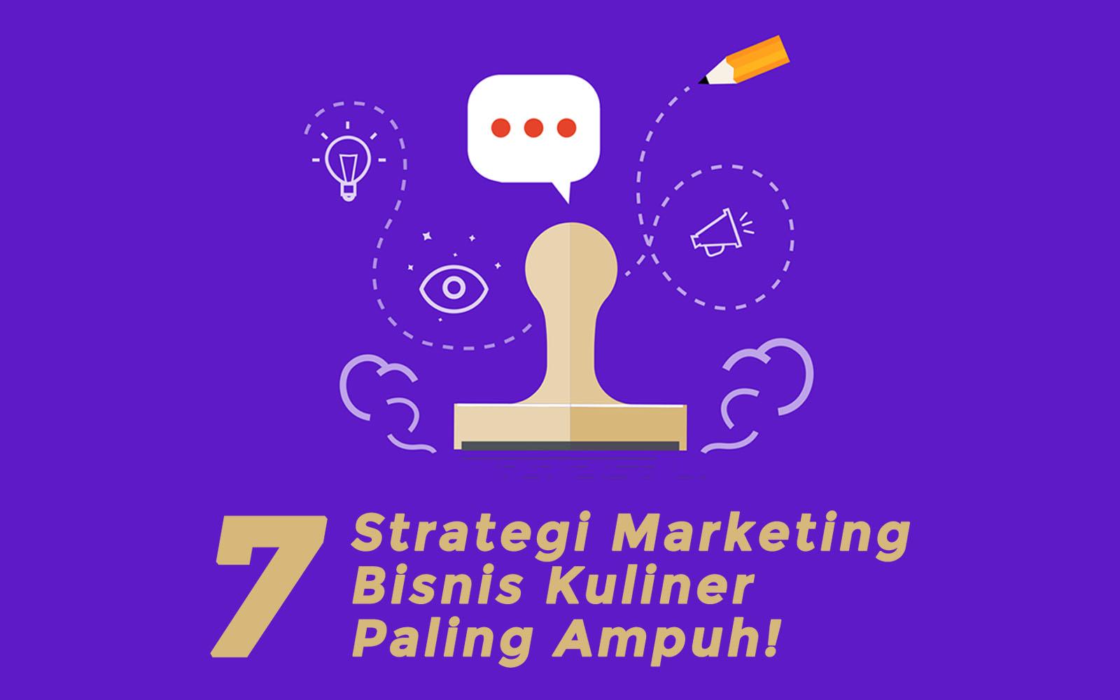 strategi marketing bisnis kuliner