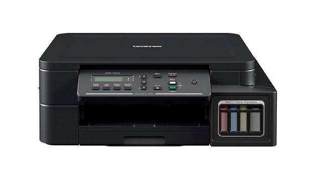 Cara Reset Printer Brother DCP-T310