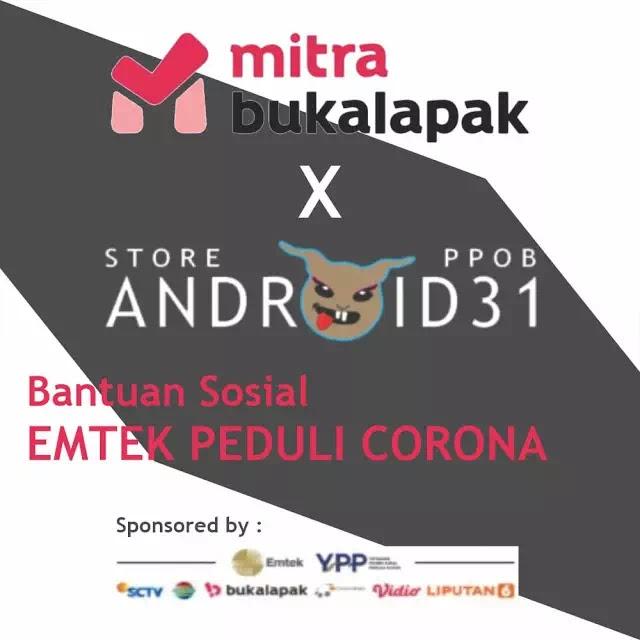 Emtek X Android31 PPOB STORE