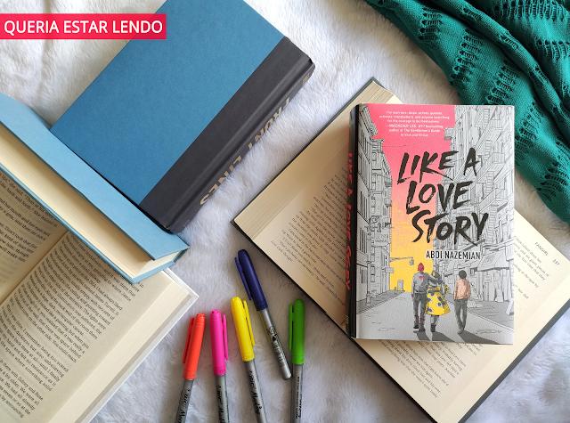 Resenha: Like a love story