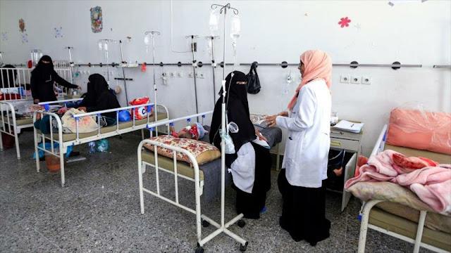 Hospitales y centros de salud de Yemen al borde de una catástrofe