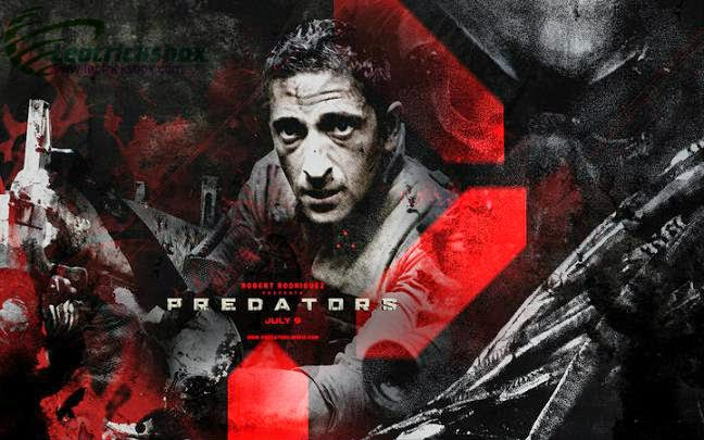 Movie : Predators (2010) -Direct + Torrent Download