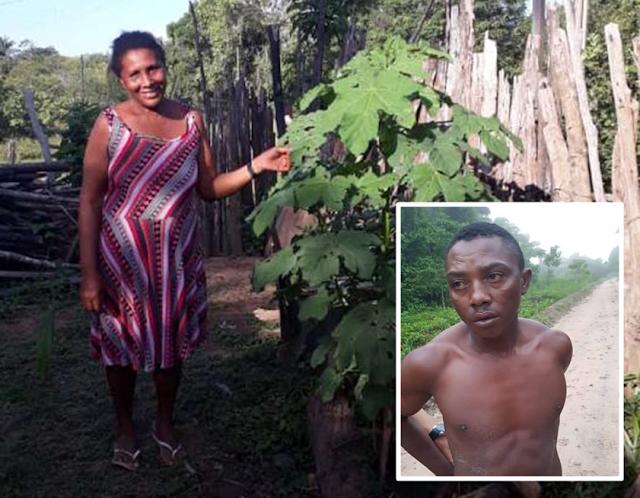 Policia prende suspeito de estuprar e matar vendedora de lanches no Maranhão